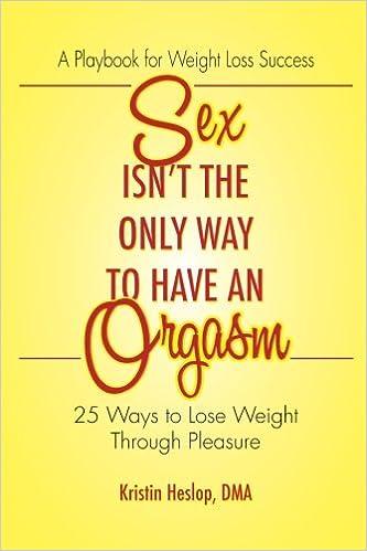 Ways to have a orgasm