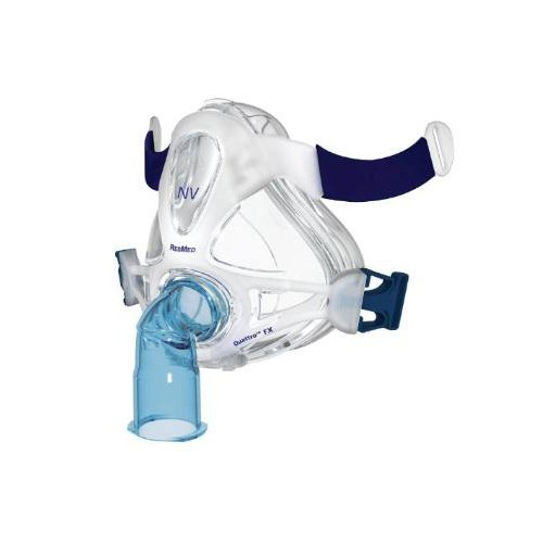 Resmed 61741 Quattro FX Non-Vented - Complete Mask, Large