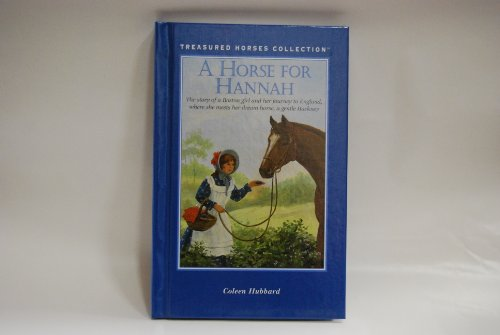 A Horse for Hannah: The Story of a Boston Girl and for sale  Delivered anywhere in USA