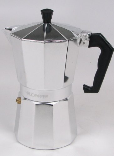 Filter Coffee Maker On Stove : Mr. Coffee 6-Cup Traditional Stove Top Espresso Maker - Coffee Pigs