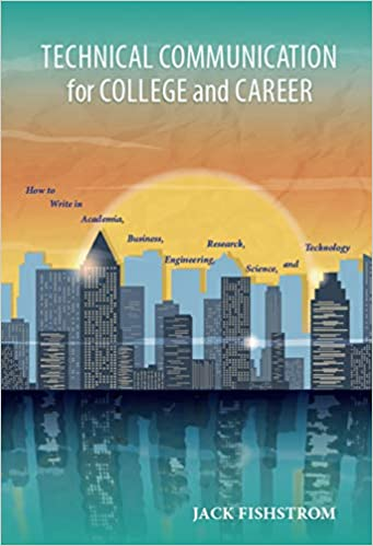 Technical Communication for College and Career: How to Write