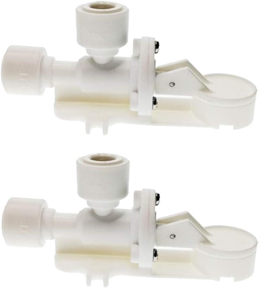 FLAMEER Purificador de Agua Válvula Protección de Filtro de Agua ...