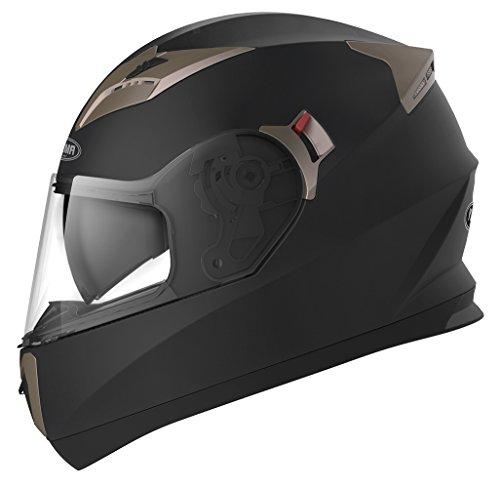 Motorbike Full Face ECE Helmet - YEMA YM-829 Racing Motorcycle Helmet with...