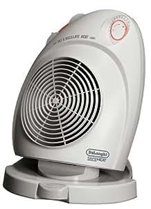 Amazon Com Delonghi Dfh333mt Safe Heat Oscillating Heater
