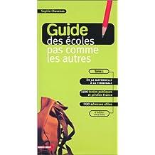 GUIDE DES ÉCOLES PAS COMME LES AUTRES 2003-2004 T01