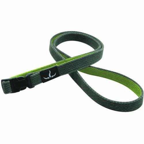 prAna Chalkbag Cotton Belt, Green, One Size, Outdoor Stuffs