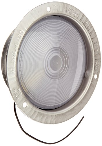 Price comparison product image Grote 62151 Stainless Steel Recessed Dual System Backup Light