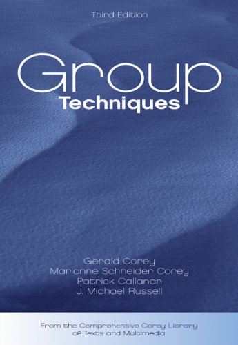 Group Techniques (Group Counseling)