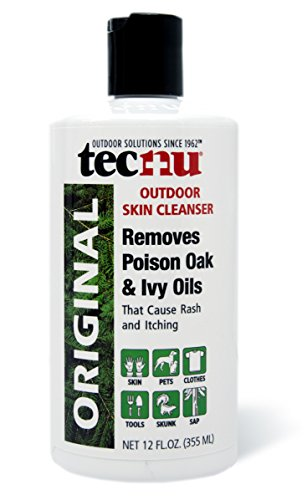 Grabber Outdoors Tec Labs Tecnu Outdoor Skin Cleanser, 12 oz