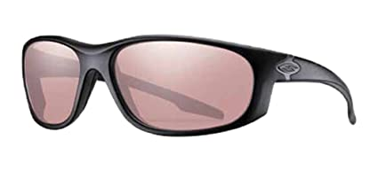 Smith Optics Chamber Tactical Sunglasses with Black Frame (Ignitor Lens)