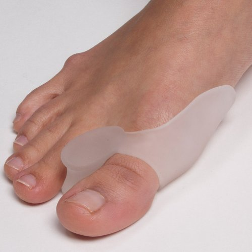 Gel Bunion Toe Spreader Eases Pain (Set of 2), Health Care Stuffs