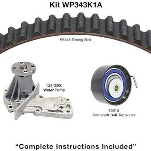 Dayco WP343K1A Water Pump Kit