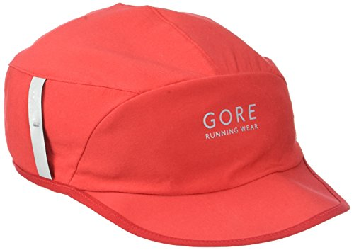 Gore Running Wear Essential Casquette Homme Rosso