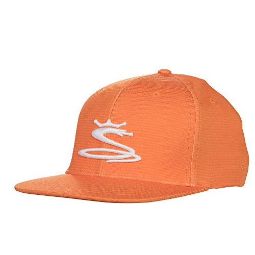 (Cobra Golf 2019 Tour Snake Snapback Hat (Vibrant)