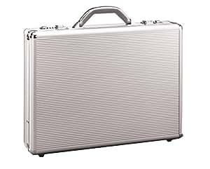 Beco - Maletín para portátil (aluminio, para portátiles de hasta 19'' con pantalla de hasta 470 x 335 x 100 mm)