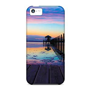 New Fashion Premium Tpu Case Cover For Iphone 5c - The Dock