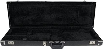 bed848dbcae Image Unavailable. Image not available for. Color: Fender Standard Jazz  Bass Hardshell Case ...