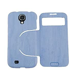 Cell Armor SAMGS4-NOV-K02-LB Hybrid Diary Case for Samsung Galaxy S4 - Retail Packaging - Light Blue by mcsharks