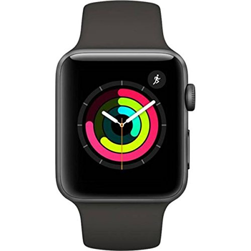 Apple Watch Series 3 OLED GPS (satélite) Gris Reloj Inteligente - Rel