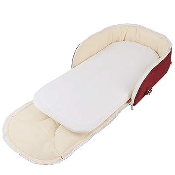 Buxuxbue Nido Bebé Multifuncional Reductor Lavable De Cuna para Colecho Capazo De Viaje Cama Portátil De