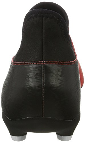 Adidas X 16.3 Fg - Scarpe Da Calcio Da Uomo - Bb5640 Bianco-nero-rosso