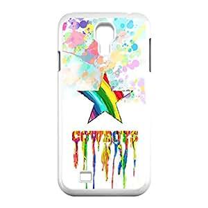 Fashion Design Dallas Cowboys Art Painted Artsy Artistic Colorful Custom Case for SamSung Galaxy S4 I9500
