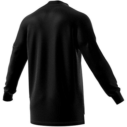 Maglietta da Shirt adidas uomo nera Originals Swt Tan Jsy T g4xdg6rwq