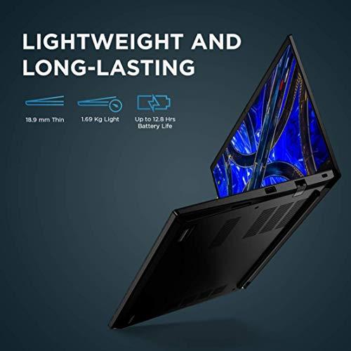 (Renewed) Lenovo ThinkPad E14 Intel Core i3 10th Gen 14-inch Full HD IPS Thin and Light Laptop (4GB RAM/ 256GB SSD/Windows 10 Home/Microsoft Office Home & Student 2019/ Black/ 1.69 kg), 20RAS1GP00