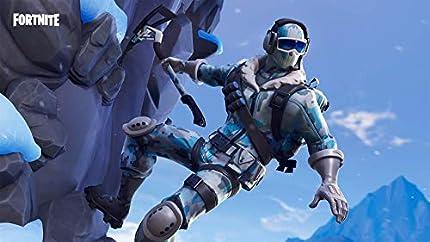 Amazon.com: Warner Bros Fortnite: Deep Freeze Bundle - Xbox ...