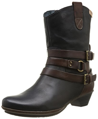 Pikolinos Women's Brujas Ankle Boot,Black,40 M EU / 9.5-1...