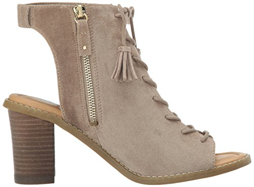 Mikrofaser Damen Putty Scholl's Bootie Dr Ankle Powered xvRpTn