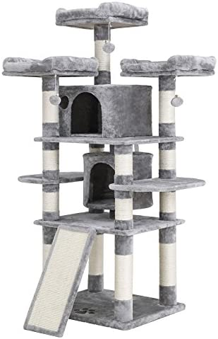 SONGMICS Condo Scratching Furniture UPCT18W product image