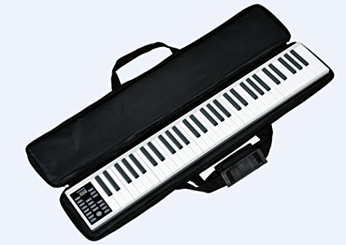 Record Deluxe Port (Tiangtech Newest Deluxe Portable 61-Key Electronic Keyboard with Record and Playback Functions - Electronic Midi Piano with Loudspeaker and Headphone Port)