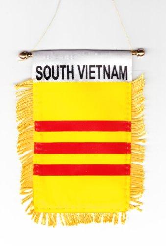 - South Vietnam - Window Hanging Flag