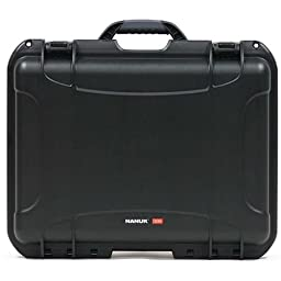 Nanuk 930 Waterproof Hard Case with Padded Dividers - Black