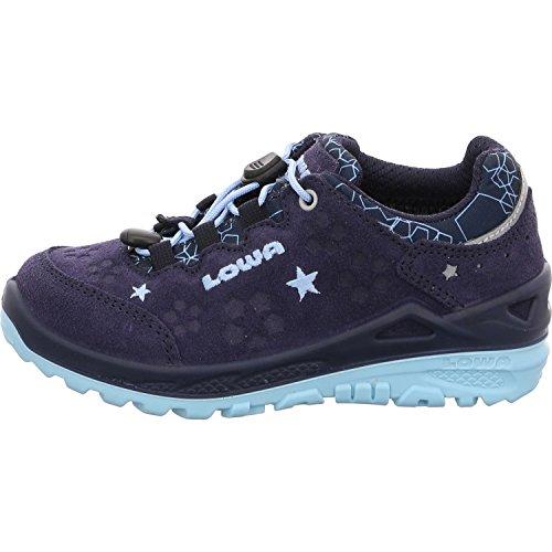 LOWA MARIE GTX LO 350156-6917 azul marino / azul azul