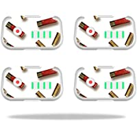 Skin For DJI Phantom 3 Drone Battery (4 pack) – Shell Blanket   MightySkins Protective, Durable, and Unique Vinyl Decal wrap cover   Easy To Apply, Remove, and Change Styles   Made in the USA