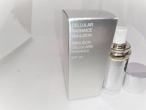 La Prairie Cellular Radiance Emulsion SPF 30 017 oz for sale  Delivered anywhere in USA