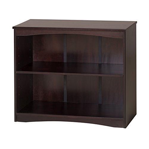 Camaflexi Essentials Wooden Bookcase, 30.5''H x 36''W x 12''D, Cappuccino by Camaflexi