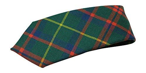 100% Wool Authentic Traditional Scottish Tartan Neck Tie ...