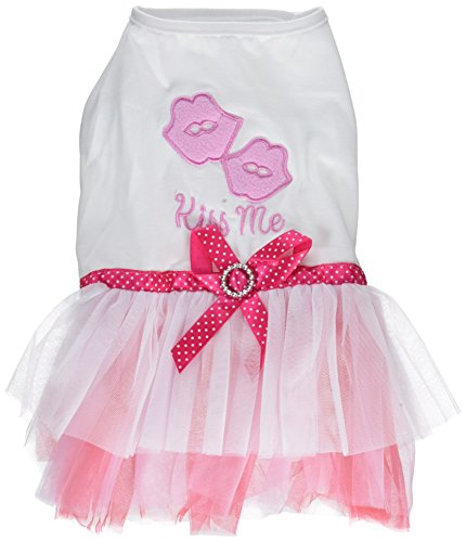 SMALLLEE_LUCKY_STORE Heart Princess Dress X Large