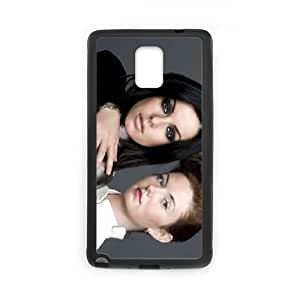 t a t u girls Samsung Galaxy Note 4 Cell Phone Case Black present pp001_7922285