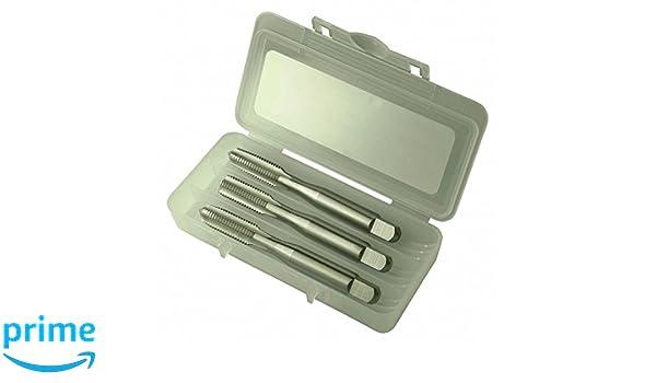 4-3//16 Length of Cut 8-3//8 Overall Length 3//4 Diameter.7500 Shank Kodiak Cutting Tools KCT197327 USA Made Hand Reamer 8 Flute