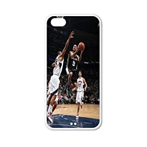 All Star Tony Parker plastic hard case skin cover for iPhone 5C AB630647