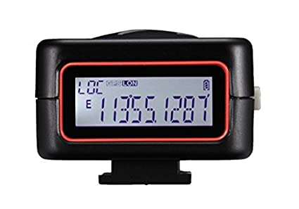 Geotagger Pro2-EOS is camera GPS receiver with LCD screen for Canon EOS-1D  X, EOS 5D Mark III, EOS 6D(WG), 7D, 70D, 700D(T5i), 650D(T4i), 100D(SL1),