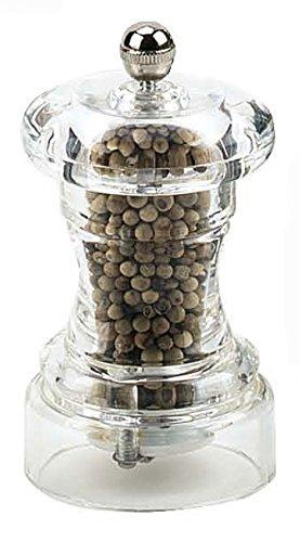 (bisetti Art. Code-18228 White Pepper Salt Mill)