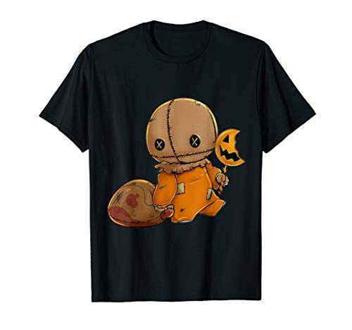 Trick r Treat Funny Cute Sam Halloween 2018 Costume T-shirt