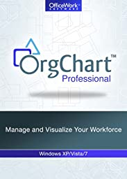 OrgChart Profession v6 100 Charting Limit [Download]