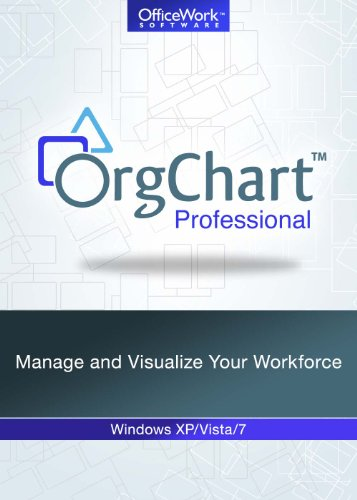 OrgChart Profession v6 100 Charting Limit [Download] by OfficeWork Software, LLC