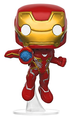 Funko Pop Infinity War Iron Man Collectible, Avengers, Infinity War, Marvel Universe, MCU, Iron Man, Thor, Thanos, cosplay gear, action figures, Marvel items, Hulk, Spider Man, Captain America, Black Widow, Doctor Strange,